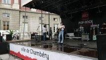 Les BB Brunes en balances à Chambéry