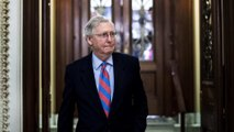 McConnell nixes Trump's calls to change Senate rules