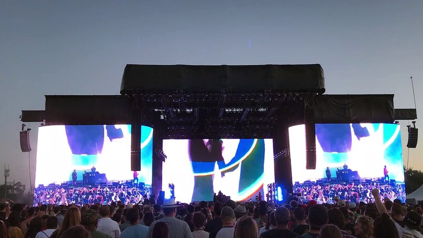 """Tribe Called Quest - """"Bonita Appelbaum"""" LIVE at Panorama 2017"""