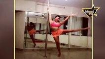 Jacqueline Fernandez Hot Sexy Pole dance 2017 | Jacqueline Fernandez Sizzling Pole Dance Video | Bollywood Grand