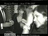 Soirée Control Festival film Cannes 2007