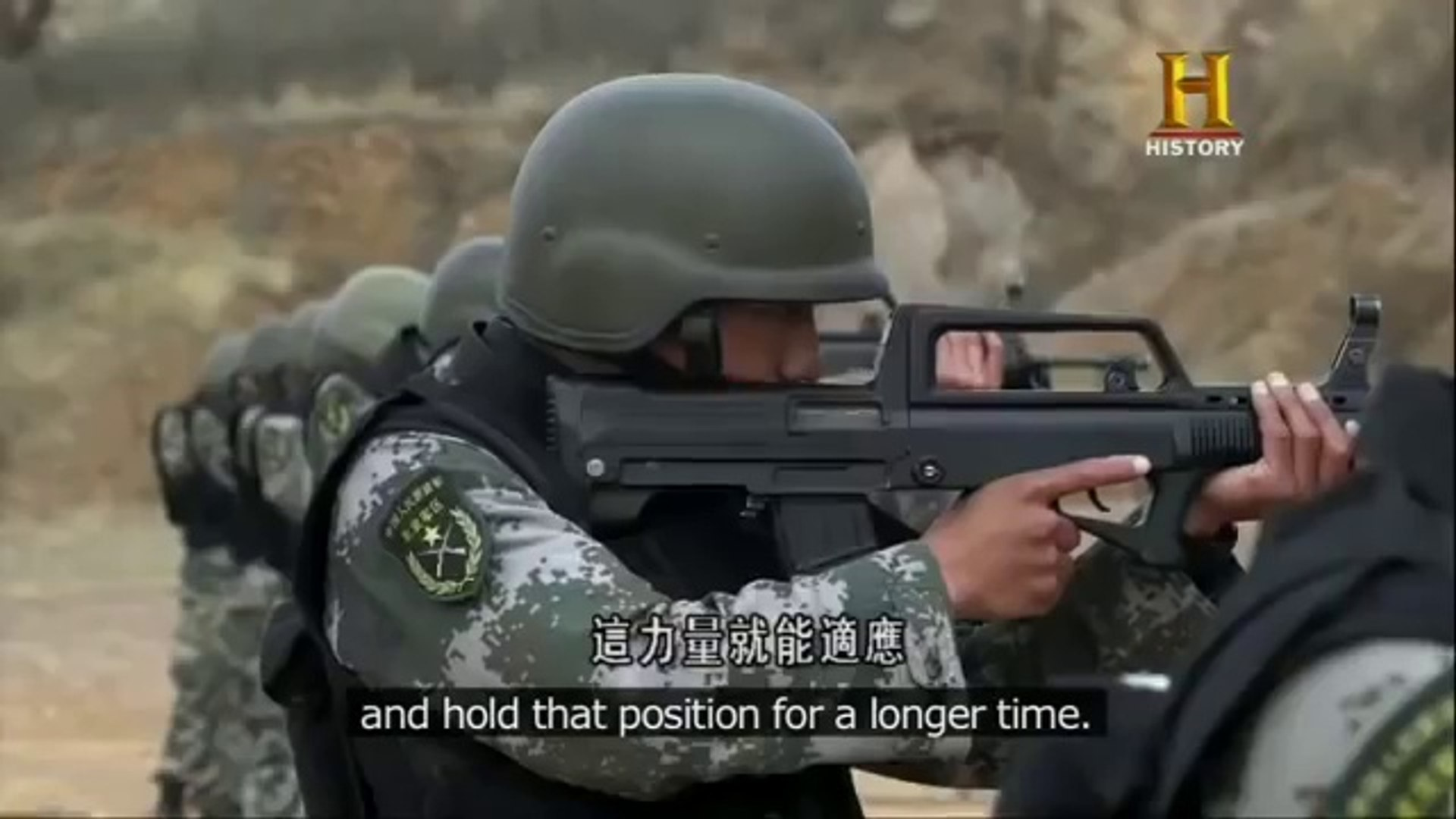 CHINESE SPECIAL FORCES DOCUMENTARY - Military History and War Documentaries (full documentary)