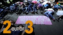 Violence Against Women in Mexico Explodes