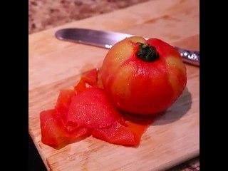 Fika Dika - Como tirar a pele do tomate