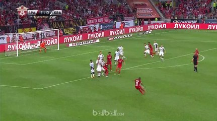 Spartak Moscow 2-0 Kuban Krasnodar