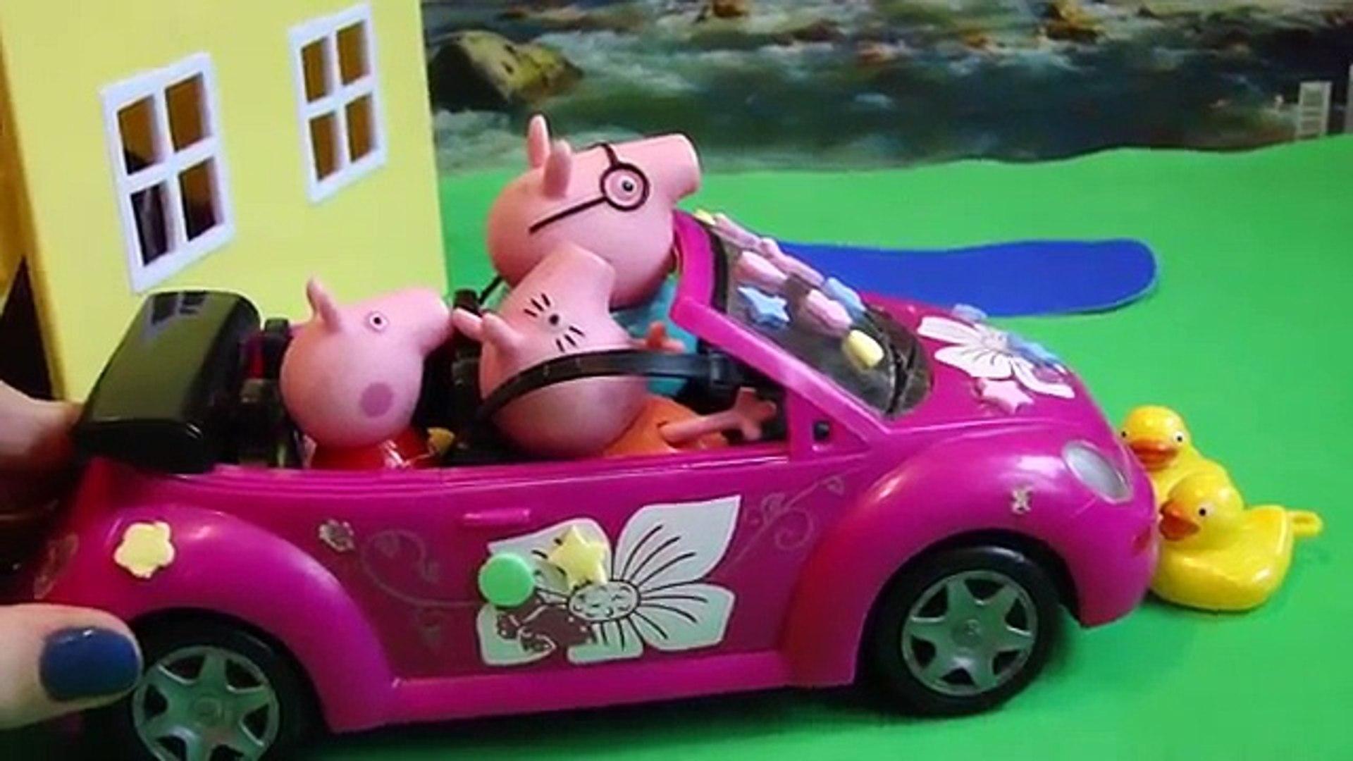 Свинка Пеппа. Папа Черепаха учится водить машину. Принц в доме Пепы