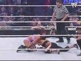 Trish Stratus & Mickie James vs Candice Michelle & Victoria Saturday Night's Main Event 2006