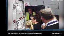 Canada : Les passagers d'un vol bloqués pendant six heures sur le tarmac d'un aéroport, la police intervient (vidéo)