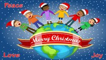 VA - Peace, Love, Joy...Merry Christmas with the Best Christmas Songs for Kids