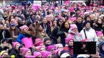 Alicia Keys Speech, Performance At The Womens March On Washington