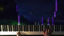 mermaid loves shark short piano synthesia - video dailymotion