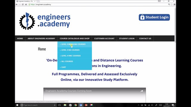 Engineers Academy Highlights and Benefits