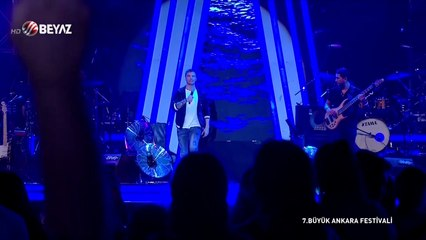 Sinan Akçıl - Funda Arar / 7. Büyük Ankara Festivali 30 Temmuz 2017
