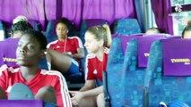 EURO U19F - FRANCE vs DANEMARK (Résumé vidéo)