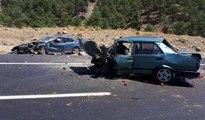 Kahramanmaraş'ta iki farklı kazada 2 kişi öldü, 3 kişi yaralandı