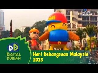 Didi & Friends Perbarisan Hari Kebangsaan Malaysia 2015 National Day Parade