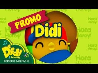 Promo Astro Ceria | Didi & Friends | Hai Saya Didi!