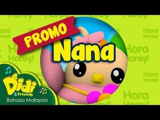 Promo Astro Ceria | Didi & Friends | Hai Saya Nana!