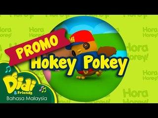 Promo Astro Ceria | Didi & Friends | Hokey Pokey