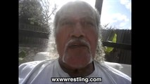 WWE Hall of Famer Afa the Wild Samoan talks more about the Samoan Cup THIS SATURDAY