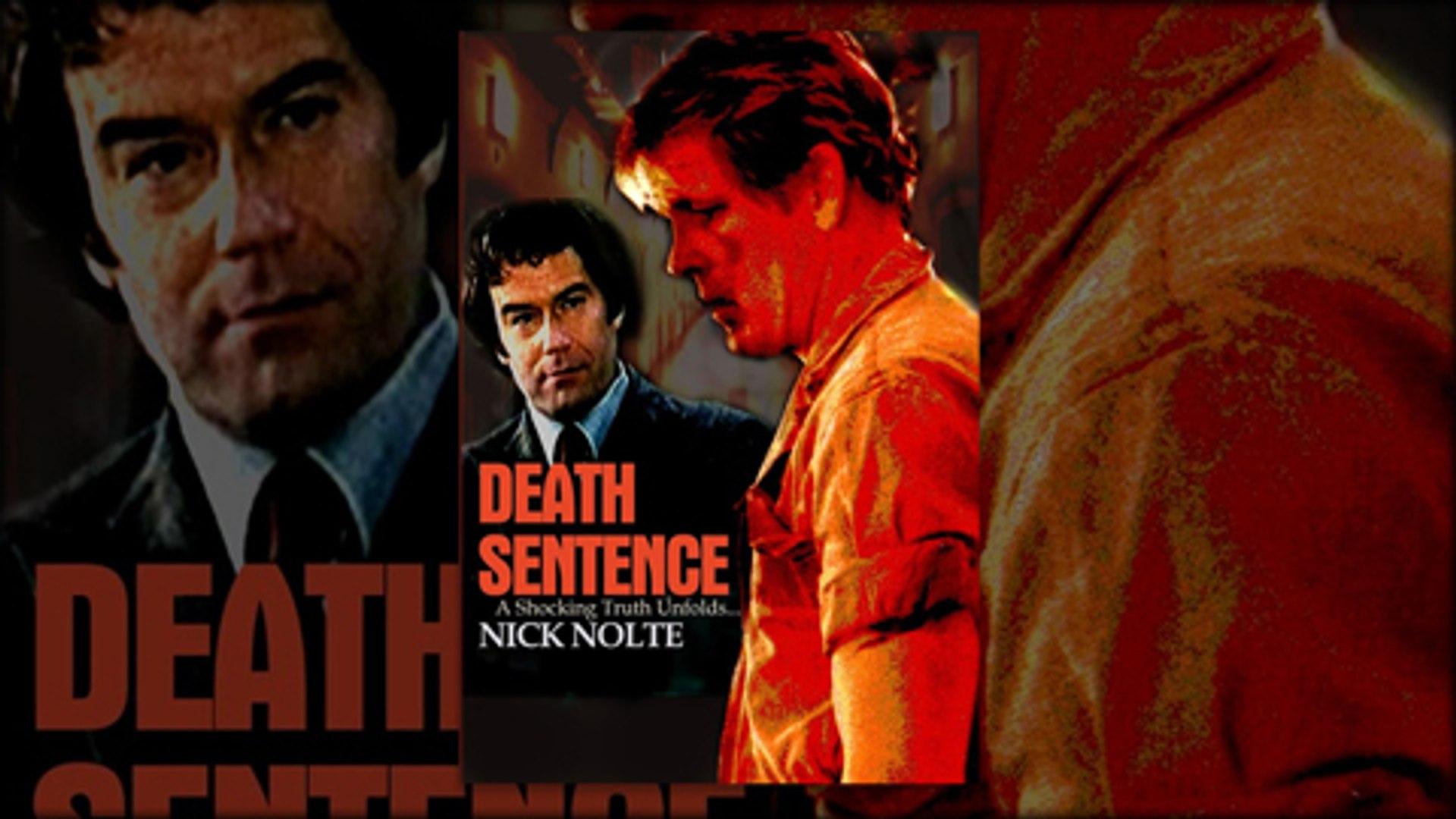 Death Sentence (1974) - Nick Nolte, Cloris Leachman, Laurence Luckinbill -  Feature (Crime, Mystery, Thriller)