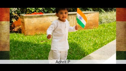 Indian National Anthem - A Tribute to the Future of India - The Children