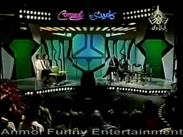 One of the best comedy of moin akhtar