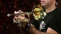 Review Trompete Harmonics HTR-300L