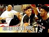 Big Baller Brand vs PHPS; Lamelo Ball Takes On 7 Foot Jordan Brown, FULL GAME!