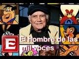 Jorge Arvizu el hombre de las mil voces