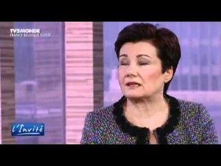 "Hanna Gronkiewicz-Waltz ""A Varsovie, nous avons la fièvre de construire"""