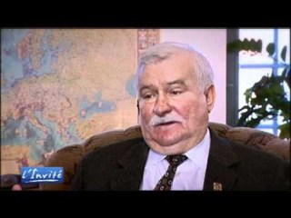 """Lech Walesa :   """"Mon combat pour la vérité en Pologne"""""""
