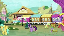 My Little Pony Friendship Is Magic S06E01 The Crystalling Pt 1