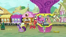 My Little Pony Friendship Is Magic S06E02 The Crystalling Pt 2