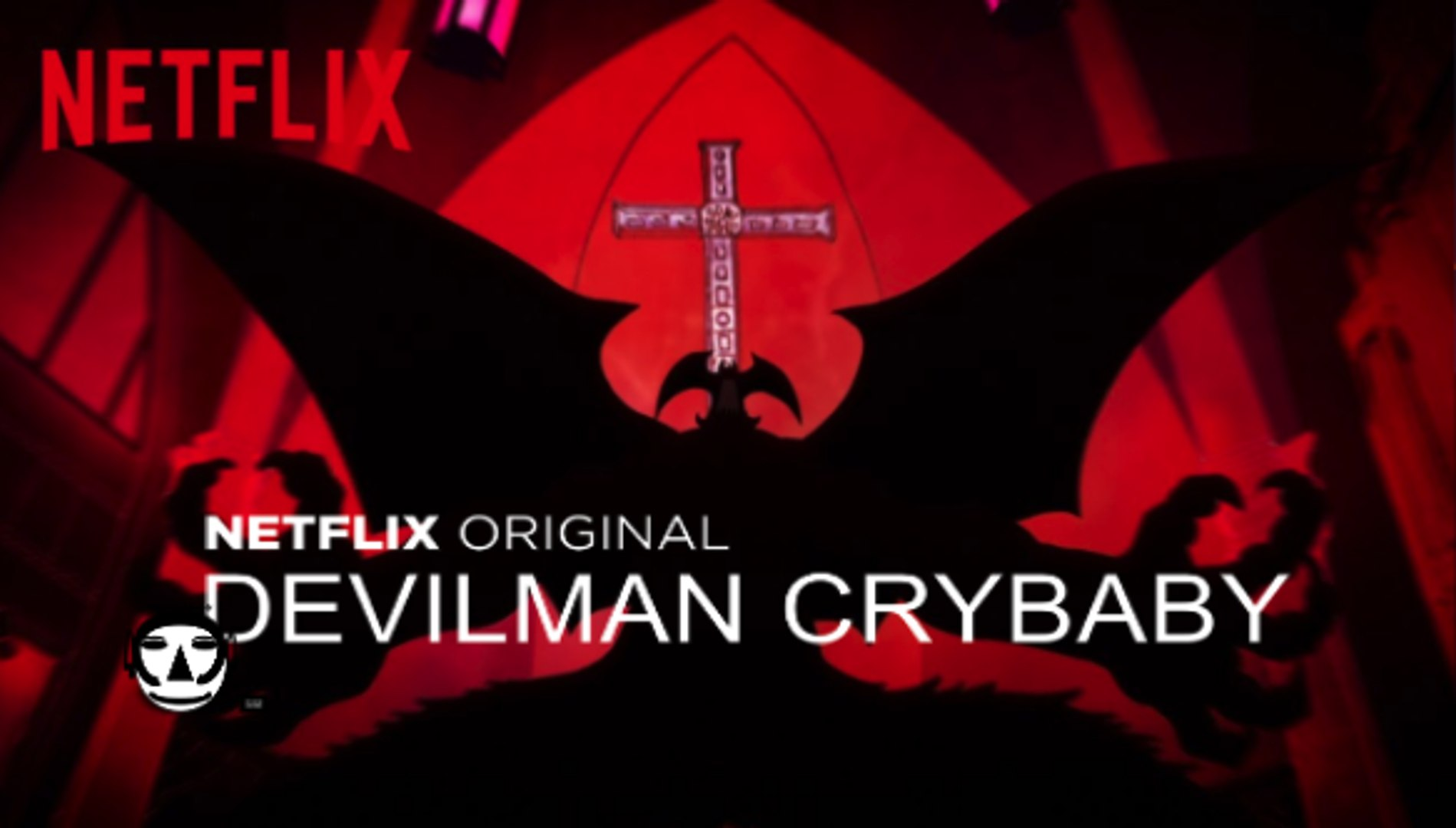 DEVILMAN: Cry Baby I TV Series Trailer I ANIME Series I NETFLIX ORIGINALS I 2018 NETFLIX