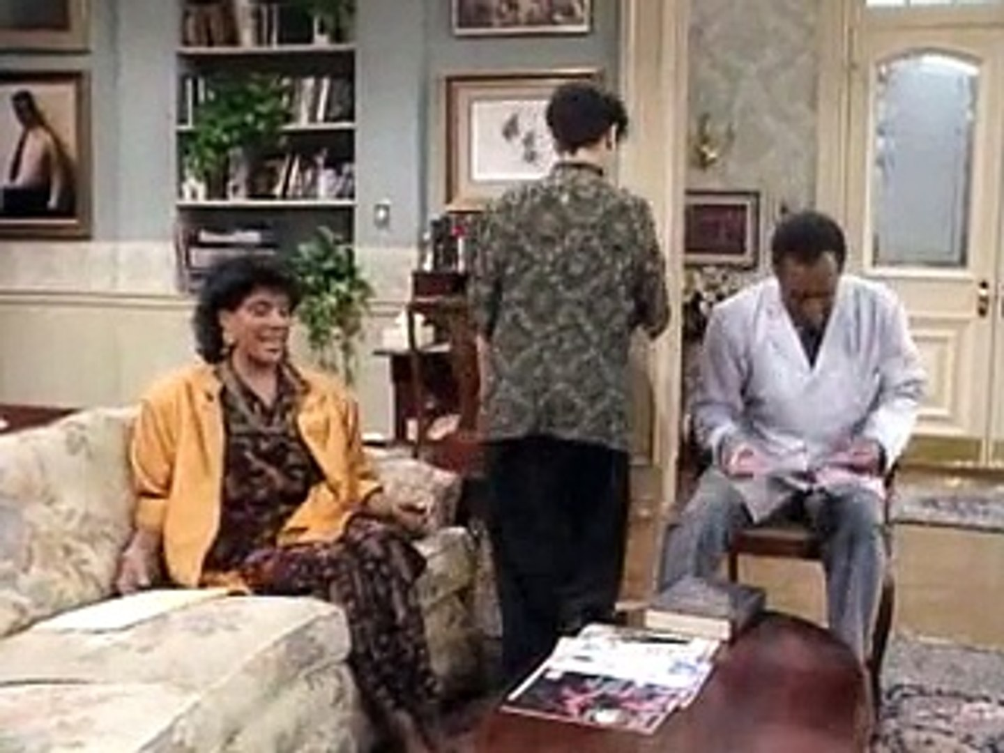 The Cosby Show S02E23 The Card Game