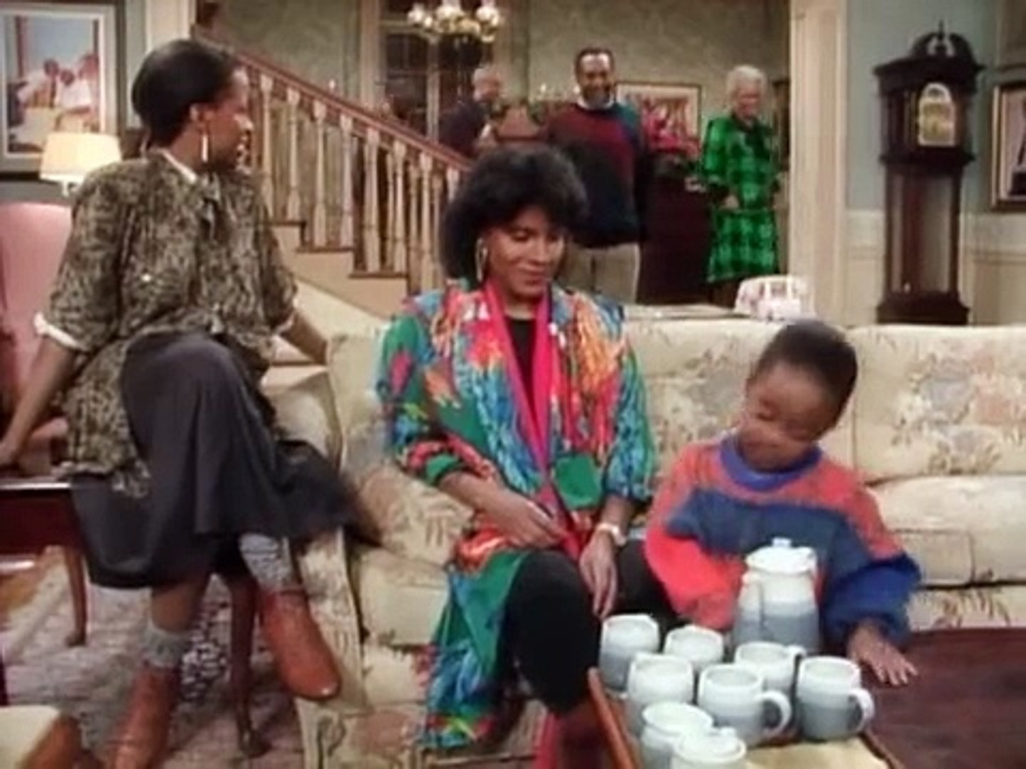The Cosby Show S03E06 The March