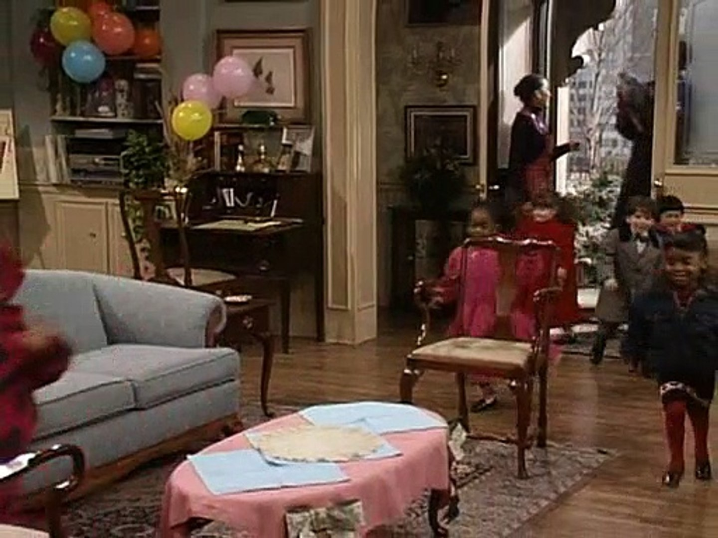 The Cosby Show S06E16 The Birthday Party