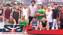The Score: Filipino basketball professionals vs. Sports Media Members