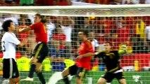 Spain vs Germany 1-0 - EURO 2008-スペイン対ドイツ1-0 - ユーロ2008
