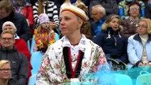 Lenna Kuurmaa & Ott Lepland - Tulitilgad @ XII noorte tantsupidu
