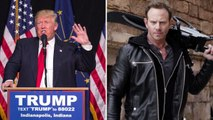 Donald Trump Nearly Played the President in 'Sharknado' | THR News
