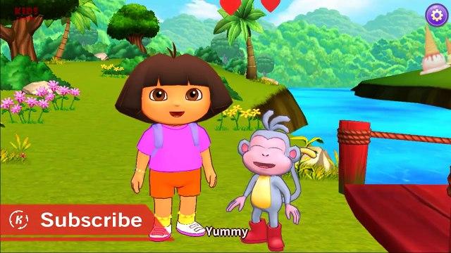 Dora Games - Dora & Boots - Dora The Explorer - Ice Cream Truck for Kids ,Cartoons animated anime Tv series movies 2018