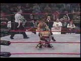TNA: Petey Williams Wins The X Championship