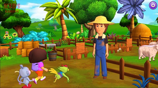 Dora The Explorer - Dora Games - Videos for Children - Learn With Dora - Dora & Boots ,Cartoons animated anime Tv series movies 2018
