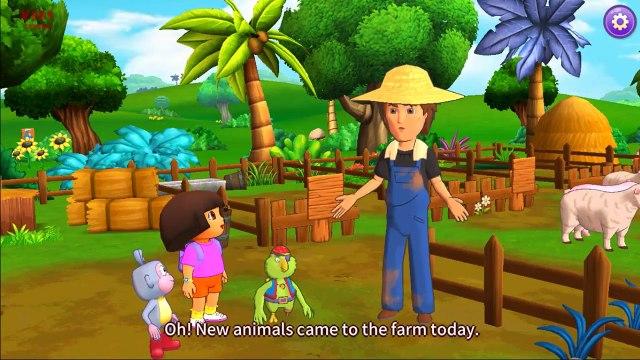 Dora The Explorer - Learn With Dora - Dora Games - Dora & Boots - Videos for Kids ,Cartoons animated anime Tv series movies 2018