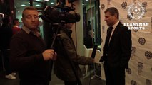 Denis Irwin Interview As Hes Inducted Into The National Football Museums Hall Of Fame