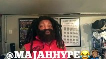 Majah Hype - Buju Banton Featuring Luciano And Jah Cure - Crime Free Christmas