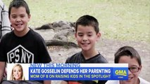 Kate Gosselin Opens Up About Son Collin, Calls Child Abuse Claims 'Unfounded'
