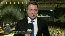 Câmara dos Deputados vota pelo arquivamento da denúncia contra o presidente Michel Temer